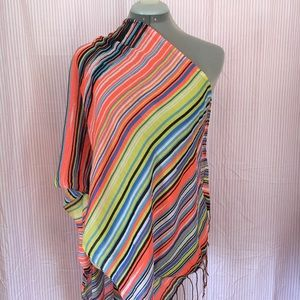Accessories - Gorgeous Colorful Striped Scarf 🧣